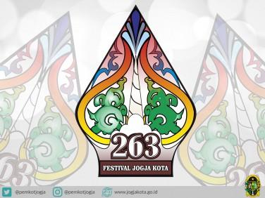 Logo dan Maskot HUT ke-263 Kota Yogyakarta