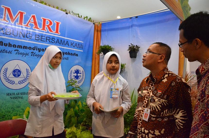 Dinas Pendidikan Kota Yogyakarta, Gelar Pameran Pendidikan 2019
