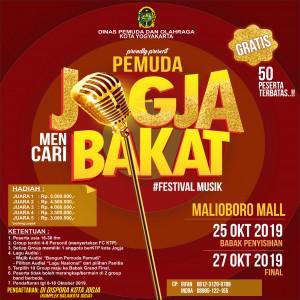 Rangkaian Kegiatan Peringatan Sumpah Pemuda ke-91 Kota Yogyakarta
