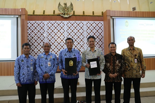 Pemkot Yogyakarta Beri Tambahan Modal Rp37,275 Miliar ke BPD DIY
