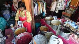 Legitnya Jenang Delapan Rasa di Pasar Kranggan
