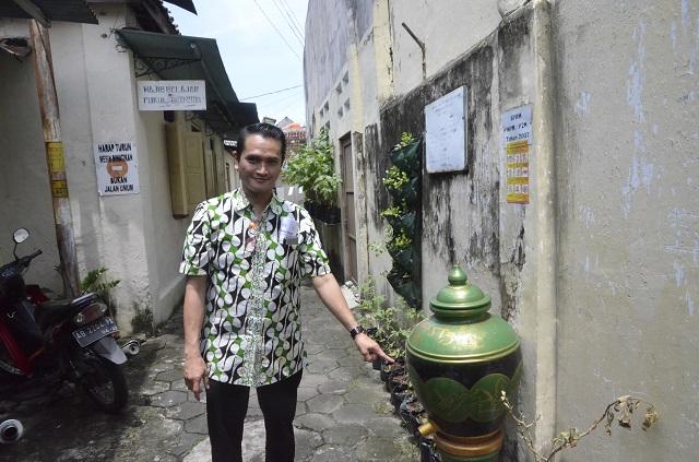 RW 09 Kampung Kauman, Pakualaman Siap Hadapi Covid 19