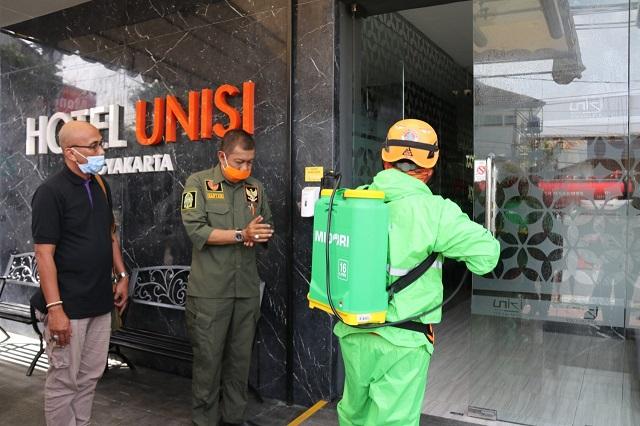 Merti Hotel dan Restoran, Upaya PHRI Tekan Penyebaran Covid-19