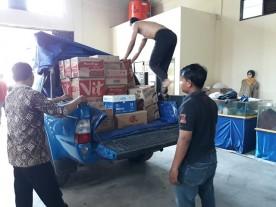 Dinas Sosial Siapkan Logistik Bagi ODP Yang Isolasi Mandiri