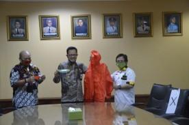 Pemkot Yogya Terima Bantuan APD Dari DPRD Kota Yogya Fraksi PKS