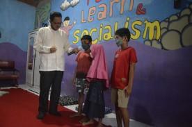 Relawan Mengajar Siap Bantu Anak Untuk Belajar di Rumah