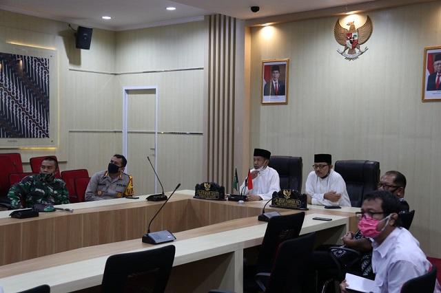 Yogyakarta Keluarkan Maklumat Bersama, Warga Diimbau Takbiran dan Sholat Idul Fitri di Rumah