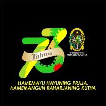 Peringatan 73 Tahun Pemerintah Kota Yogyakarta