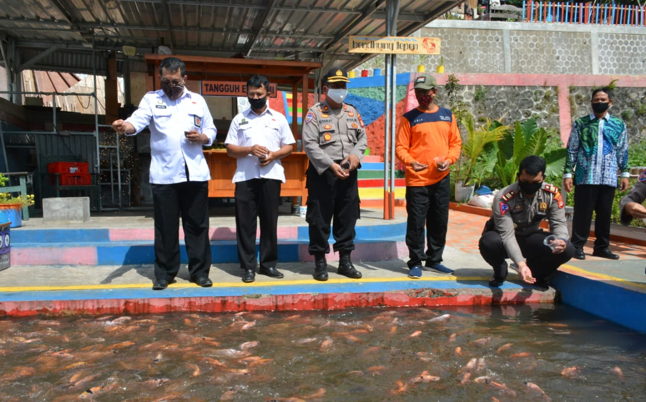 Kampung Ponggalan jadi Pilot Project Kampung Tangguh Nusantara