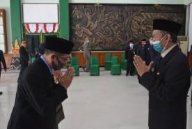 Walikota Yogyakarta Lantik Majiyo Sebagai Dirut PDAM Tirtamarta