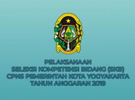 Pelaksanaan Seleksi Kompetensi Bidang (SKB) CPNS Pemerintah Kota Yogyakarta Tahun Anggaran 2019