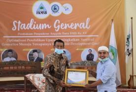 Walikota Yogya Berpesan Jadilah Mahasiswa Sukses Akademik dan Sosial