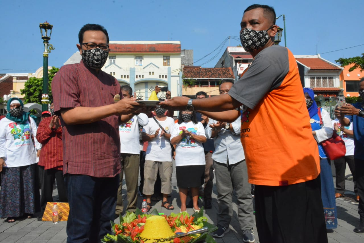 Wujudkan Rasa Syukur, Komunitas Malioboro Gelar Sarasehan