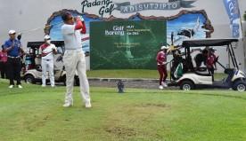 Walikota Buka Acara Golf Bareng Meriahkan HUT Kota Yogya