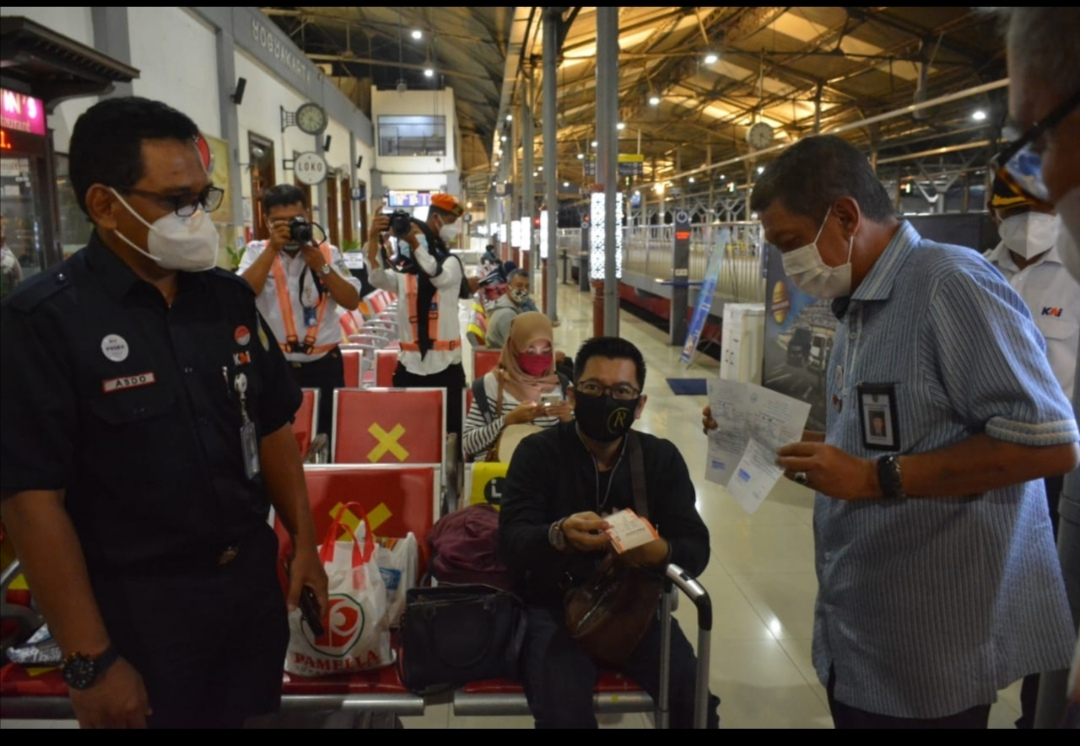 Walikota Yogyakarta Tegaskan Wisatawan yang Berlibur ke Kota Yogyakarta Wajib Rapid Test Antigen