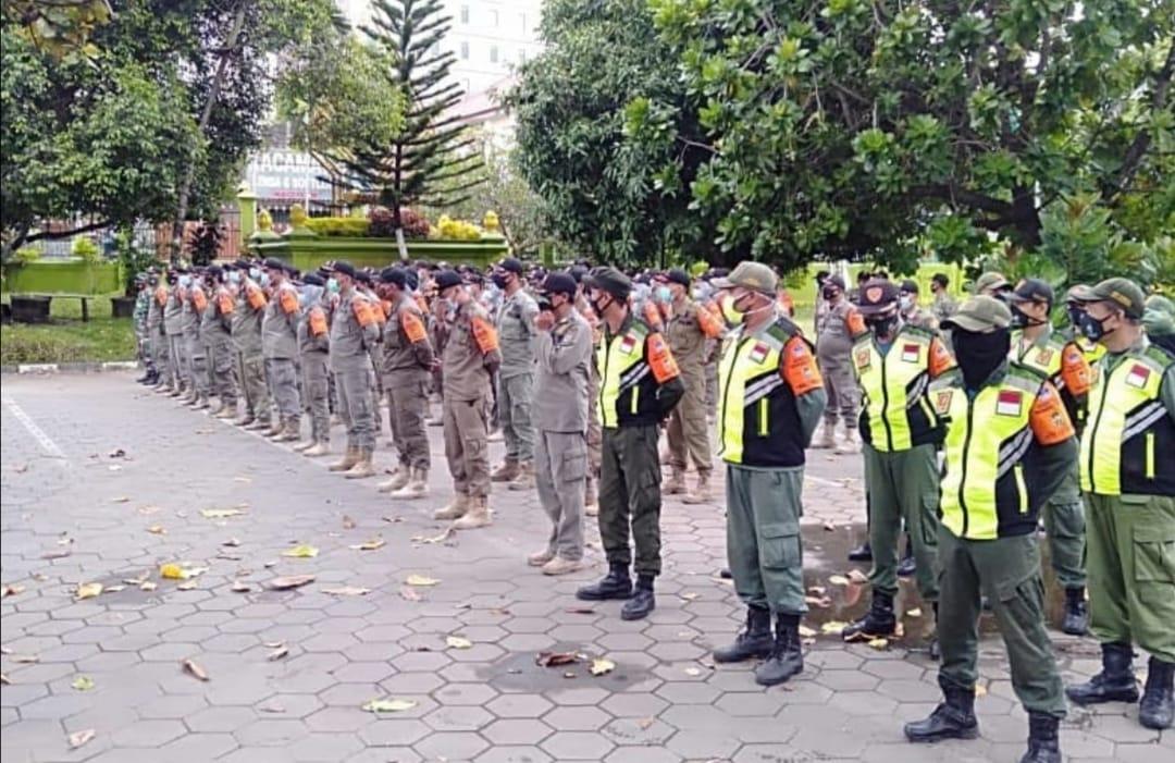 Satpol PP Kota Yogya Siap Lakukan Pemantuan Selama PTKM