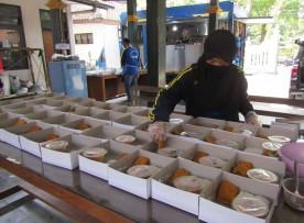 Pemkot Yogya Fasilitasi Makanan Warga Isolasi Mandiri
