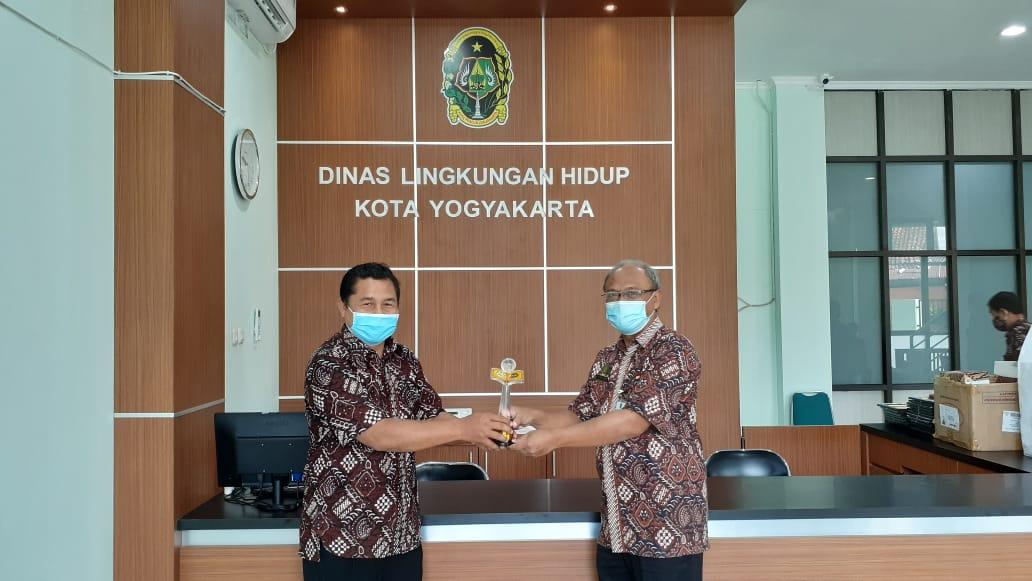 23 Sekolah di Kota Yogyakarta Raih Penghargaan Sekolah Berwawasan Lingkungan
