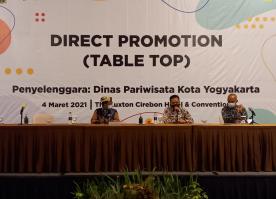 Kembalikan Gairah Pariwisata, Pemkot Gelar Table Top di Cirebon