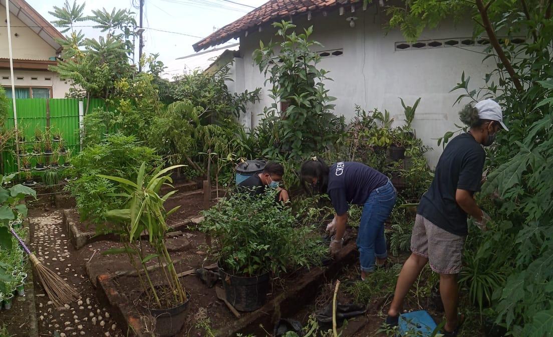 KTD Bonjowi Inisiasi Ecotourism Kampung Sayur di Bausasran
