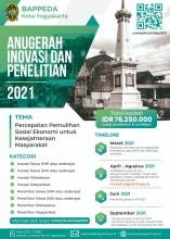 Anugerah Inovasi dan Penelitian 2021