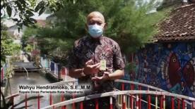 """Dinas Pariwisata Kota Yogyakarta Gelar """"Pentas Kawasan"""" Secara Virtual"""