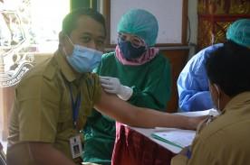 Vaksin Saat Puasa Aman, Dinkes Anjurkan Perbanyak Makanan Bernutrisi
