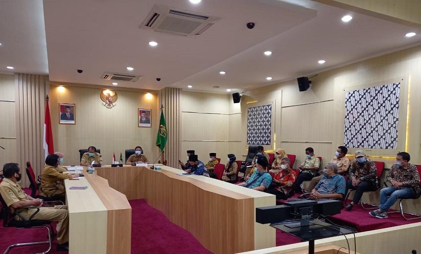 Walikota Pekalongan Belajar Penyelenggaraan RPH di Yogya