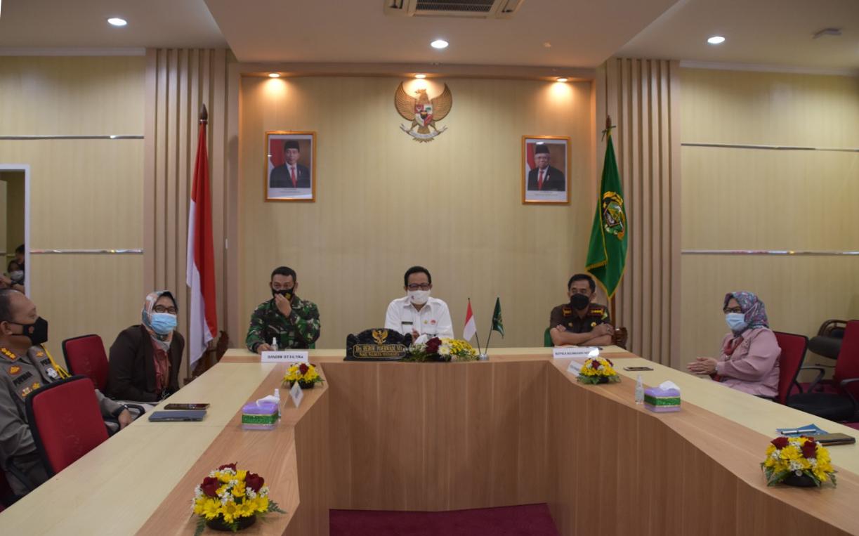 Pemkot Yogyakarta Berupaya Kendalikan Kasus Covid-19