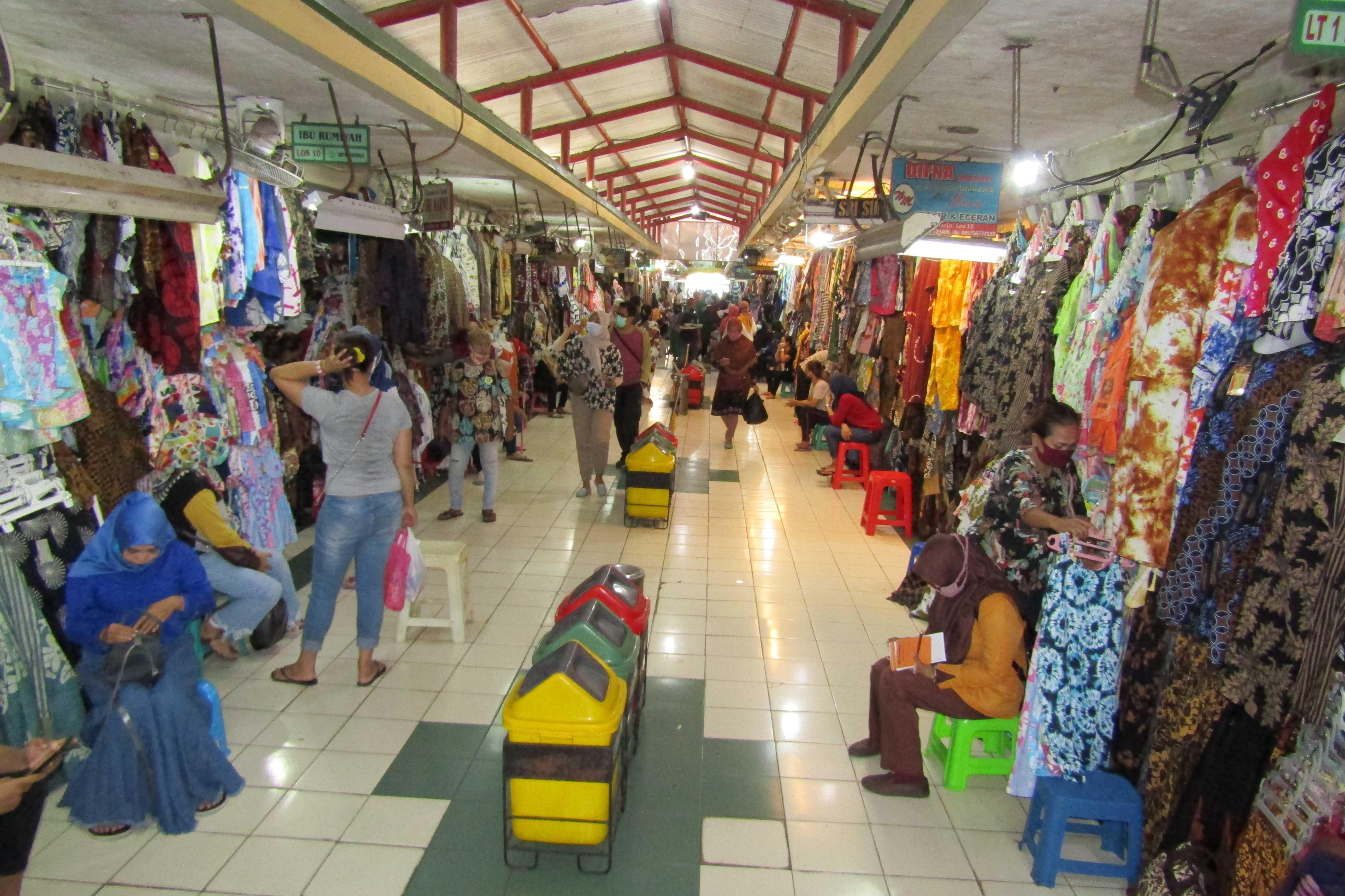 Jelang Lebaran, Pemkot Yogya Tingkatkan Pengawasan Prokes di Pasar