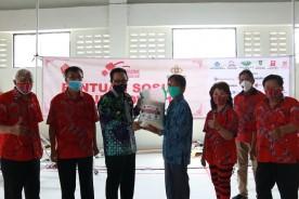 Kota Yogya Terima Paket Beras dari Masyarakat Tionghoa