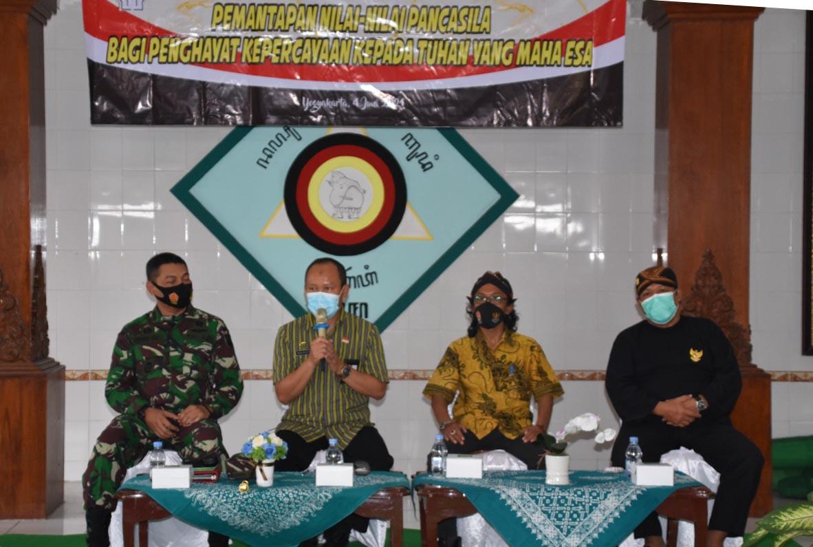 Wujudkan Yogyakarta Sebagai Barometer Pembudayaan Pancasila