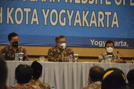 Sekda Kota Yogya Tutup Bimtek Pengelolaan Website