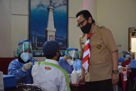 Pemkot Yogya Intensifkan Vaksinasi Massal