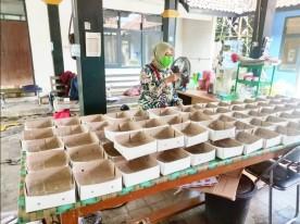 Kebutuhan Permakanan Pasien Isoman di Kota Yogyakarta Dicukupi oleh Para Pelaku Gandeng Gendong
