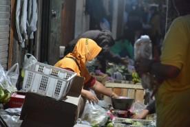 Pemkot Yogyakarta Perpanjang Penutupan Pasar Tradisional