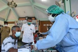 Pemkot Luncurkan Gerakan Jogja Merdeka Vaksin