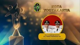 Kota Yogya Raih Penghargaan Kota Layak Anak Predikat Terbaik dari Peringkat Utama