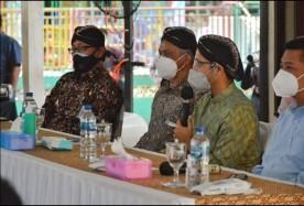 Mendikbudristek Tinjau Uji Coba PTM di Kota Yogyakarta