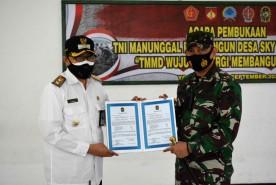 TMMD Sengkuyung Tahap III Tahun 2021 Sasar Kelurahan Warungboto