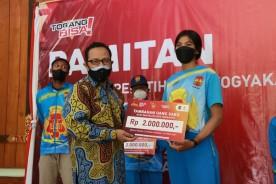 Pemkot Yogya Berikan Tali Asih Untuk Atlet dan Pelatih PON Ke-20 Papua