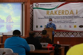 Wawali Buka Rakerda Pewarna Indonesia Pengda DIY