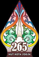 Logo HUT ke-265 Kota Yogyakarta
