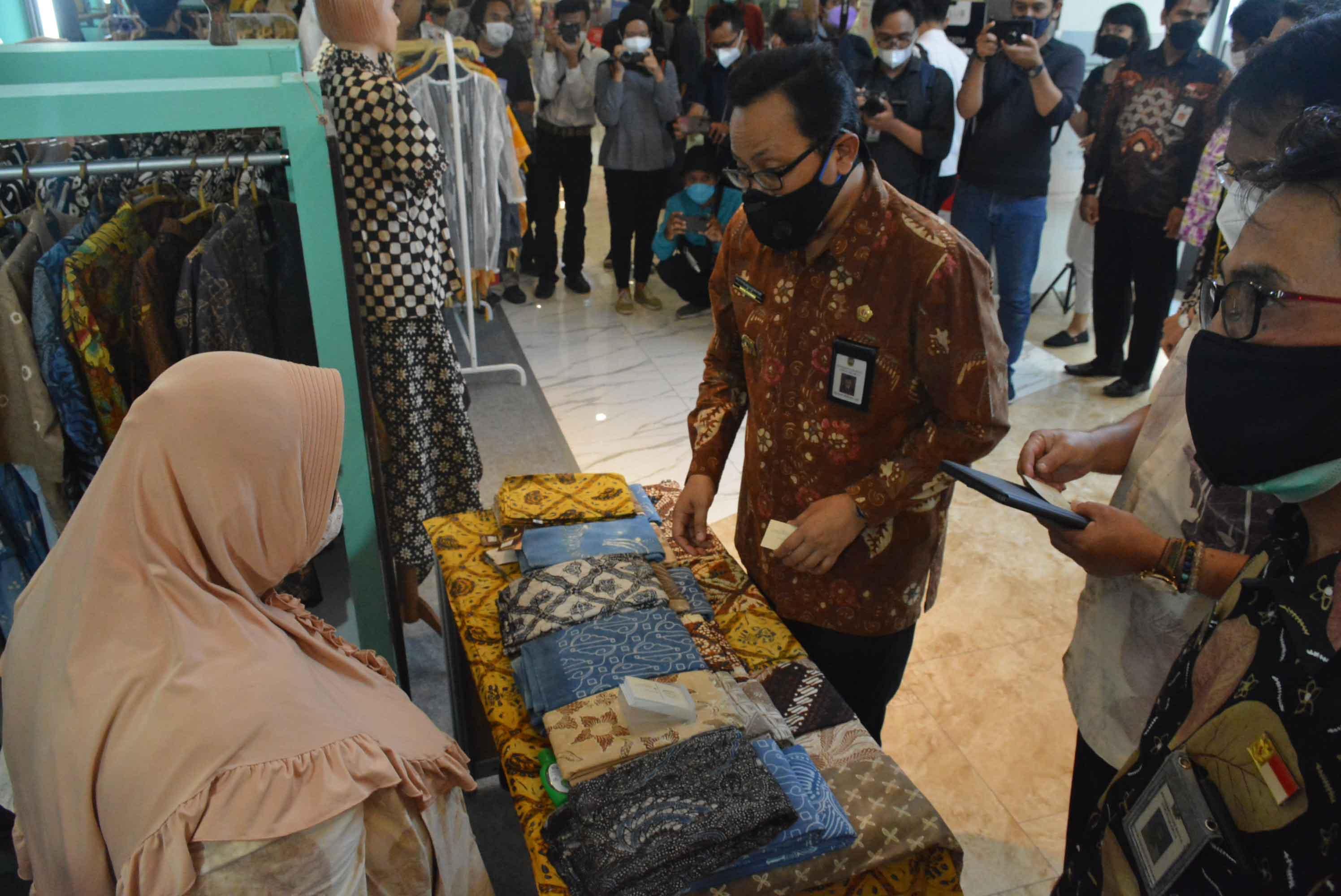 Pulihkan Ekonomi Kota Yogya Lewat Sekati YK Ing Mall