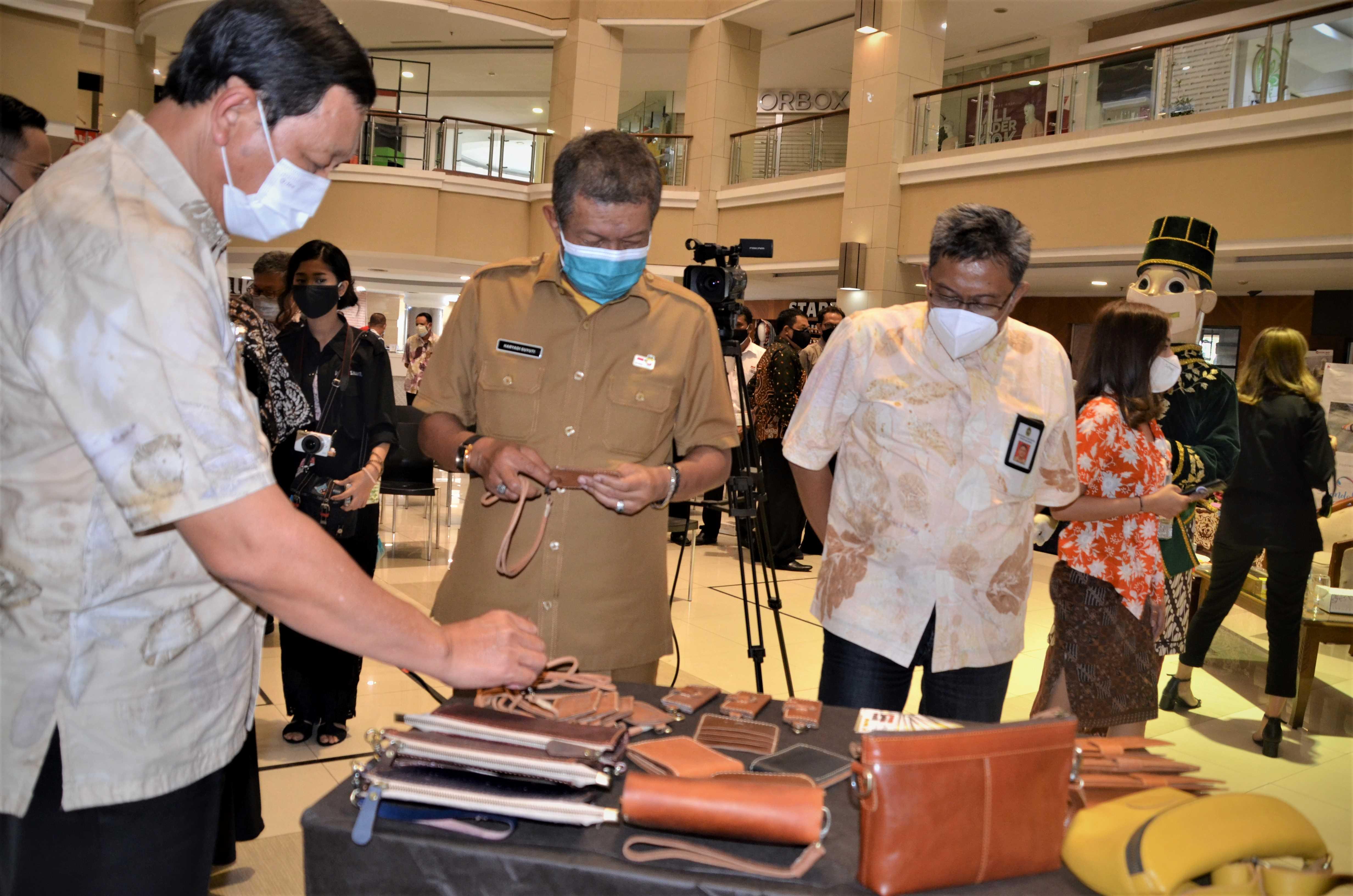 Sekati YK Ing Mall Tambah Kesemarakan HUT ke-265 Yogya