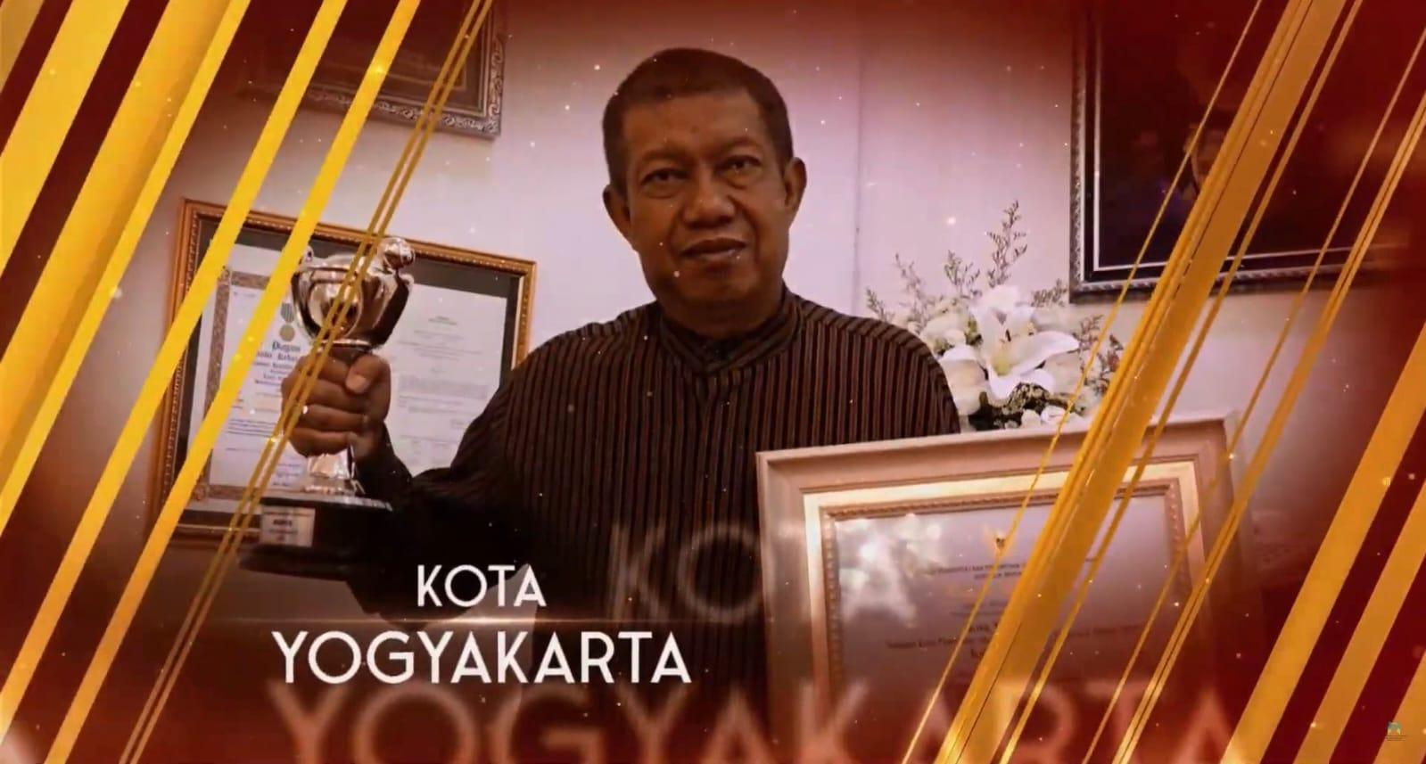 Kota Yogyakarta Raih Anugerah Parahita Ekapraya 2020