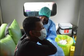 Pemkot Yogya Dirikan Posko Vaksinasi di Malioboro
