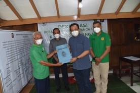 Kampung Pantib Giwangan Giatkan Kembali Jam Belajar Masyarakat