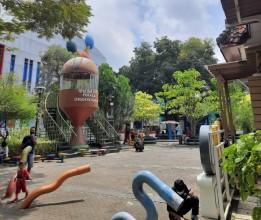 Wisata Edukasi Taman Pintar Dibuka Kembali