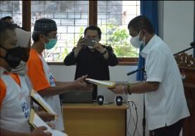 Kader DP3 Notoprajan Dikukuhkan, Siap Sukseskan Pemilu di Kota Yogya